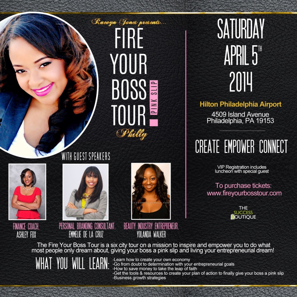 fire your boss tour