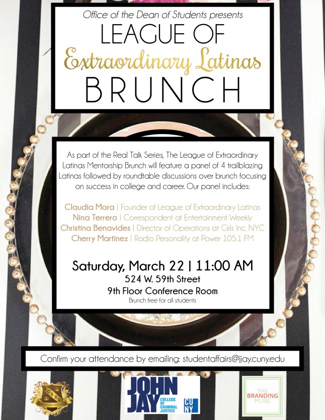 LOEXL Brunch Invitation