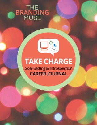 Take Charge Career Journal Cover