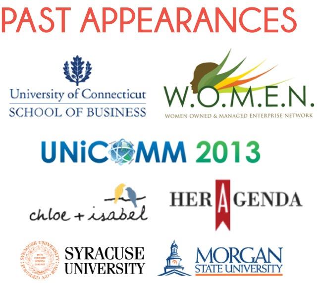 Past Appearances